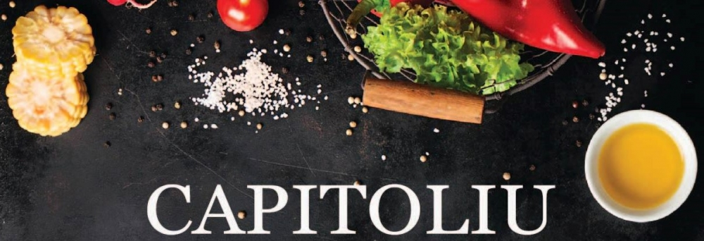 Capitoliu Delivery cover image