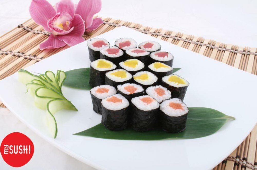 My sushi cover image