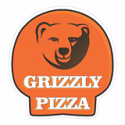 Grizzly Pizza logo