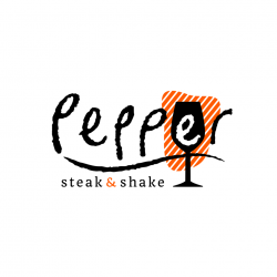 Restaurant Pepper Steak&Shake logo