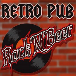 Retro Pub Rock`N Beer logo