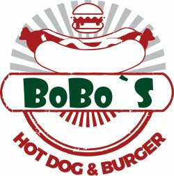 BoBo`s Hot Dog&Burger logo