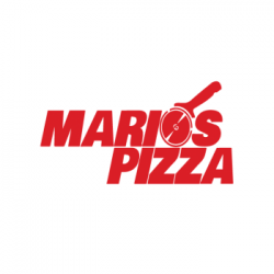 Marios Pizza logo