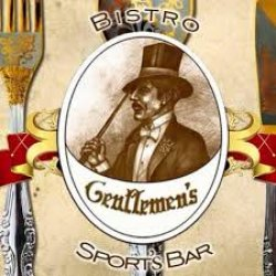 Gentlemen`s Bistro & Sports Bar logo