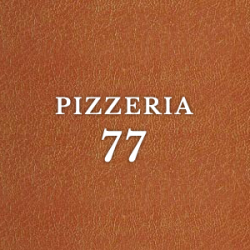 Pizza 77 logo