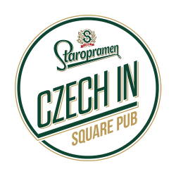 Czech In Square Pub  logo