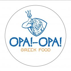 Opa!-Opa! Greek Food logo