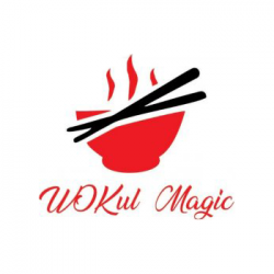Wokul magic logo
