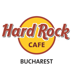 Hard Rock Cafe Bucharest logo