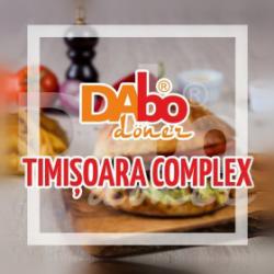 Dabo Doner Complex Timisoara