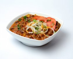 Curry vegetarian- Pindi Chole