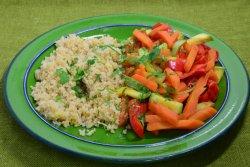 Cous-cous cu legume
