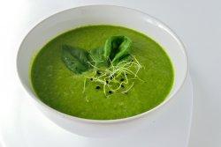 Supa de spanac