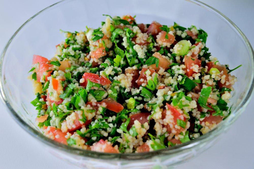 Tabouleh (salata de cous cous)