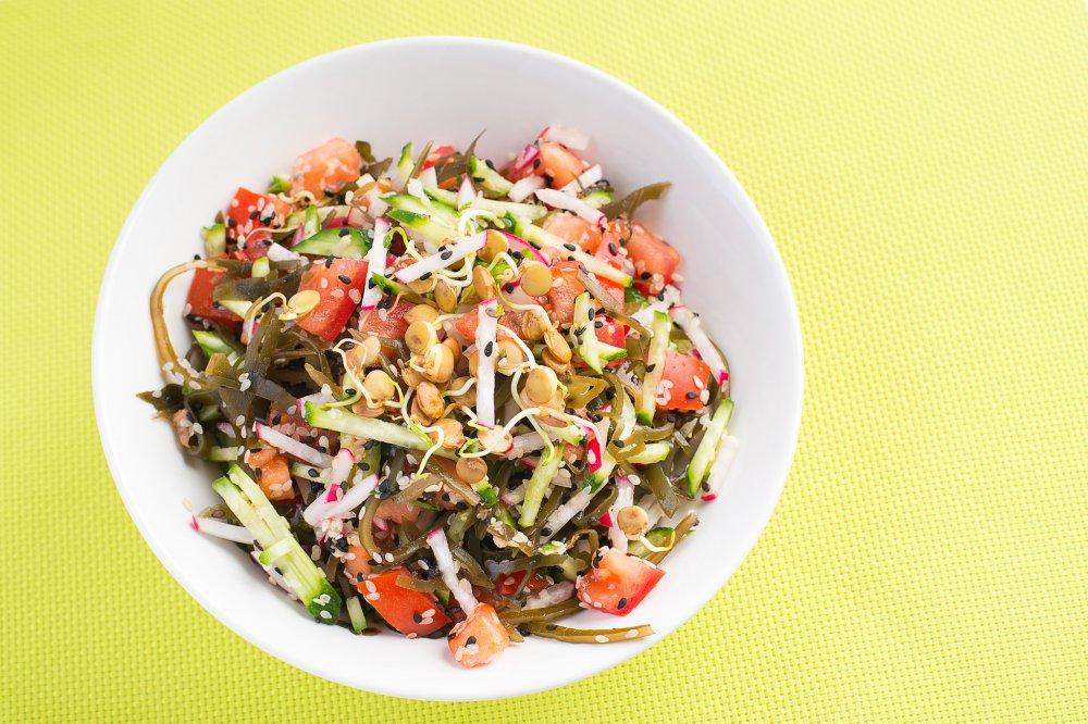 Salată japoneză