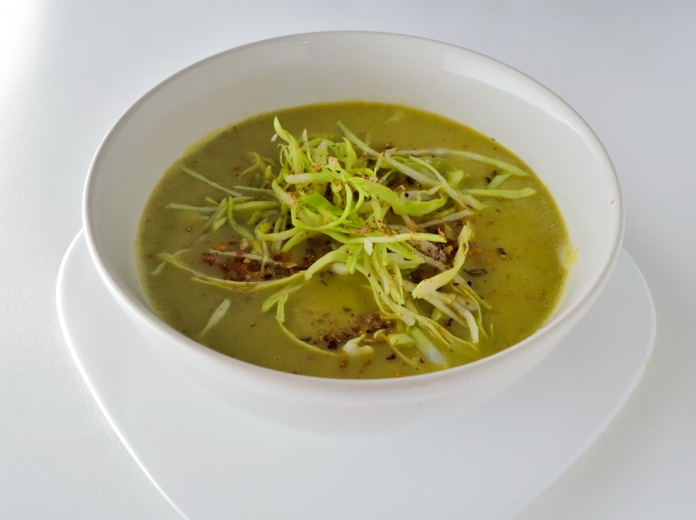 Supa de varza picanta
