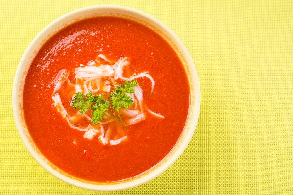 Supă de roșii
