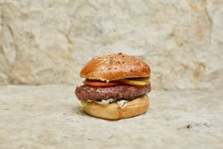 Meniu Burger Black Angus