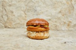 Meniu Burger Crispy Chicken