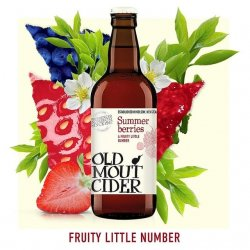16. OLD Mout Cider Summer berries