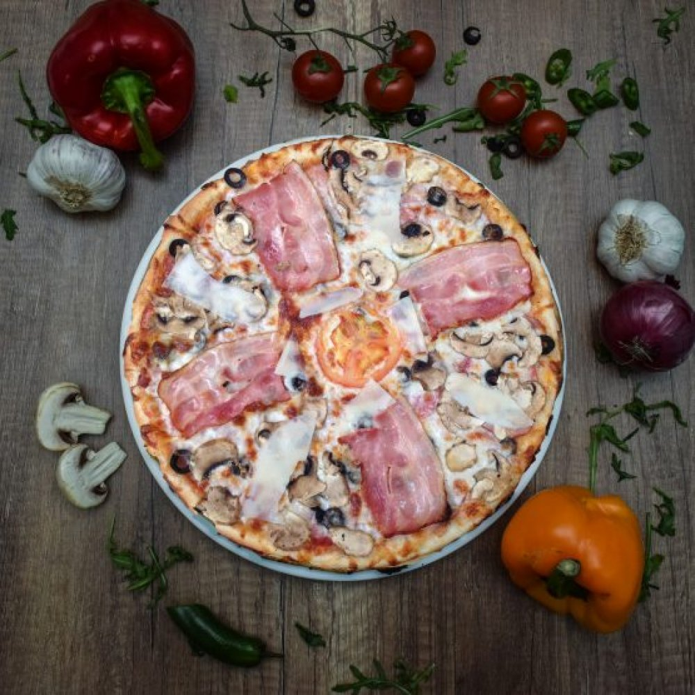 Pizza di Napoli cover image