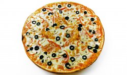 Pizza casei Prive 24 cm