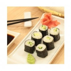Cucumber maki 6 pieces