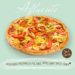 Pizza Afumante