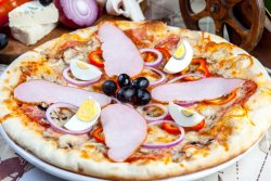 Pizza British 30 cm