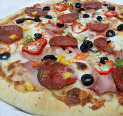 Pizza man original 29 cm