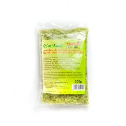Vietnam green rice