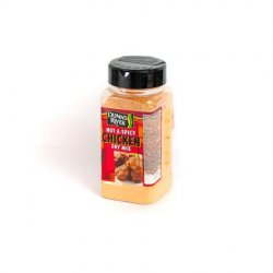 Dr hot & spicy chicken fry mix