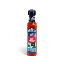 Encona west indian hot pepper sauce