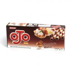 Euro ojo chocolate wafer stick