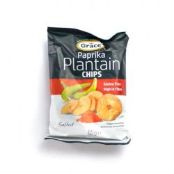 Grace paprika plantain chips