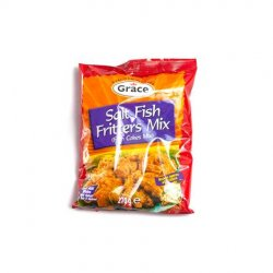 Grace salt fish fritters mix (fish cake mix)