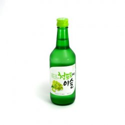 Jinro soju grape