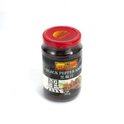 Lkk black pepper sauce