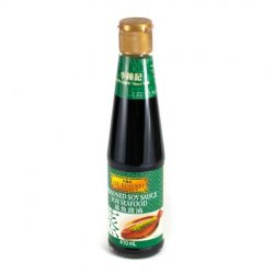 Lkk seasoned soy sauce for seafood