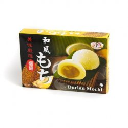 Royal family durian mochi