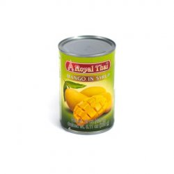 Royal thai mango in syrup